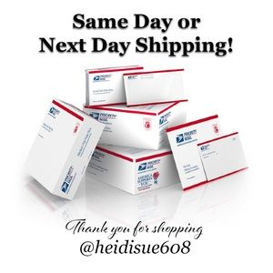 Other - FAST 💨 🚢 SHIPPING